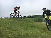 Mountainbikegruppe