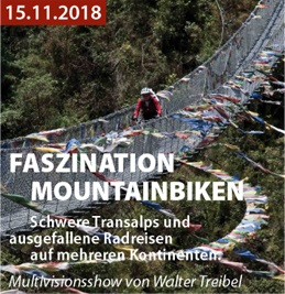 18 11 15 Faszination Mountainbiken